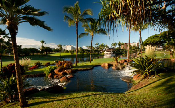 Luxury 5-Day Golf Vacation in Oahu