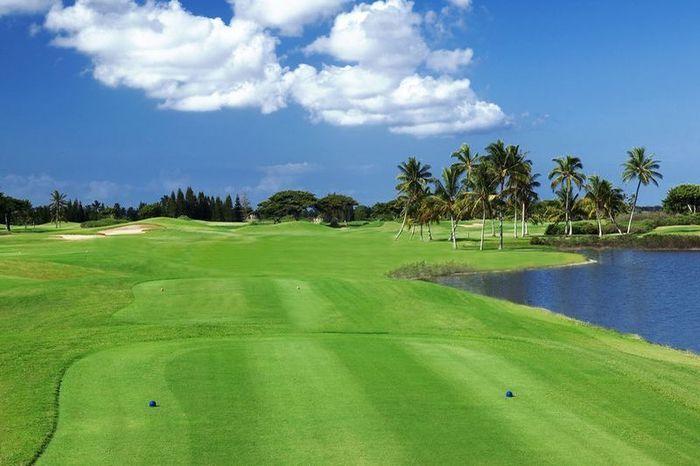 歐胡島高爾夫球五天四夜頂級假期