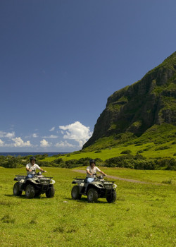 Kualoa Ranch Day Package
