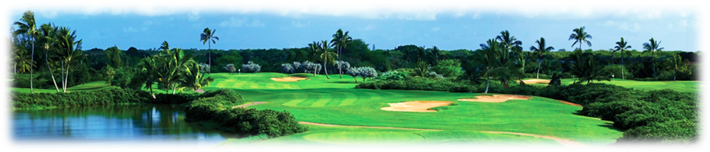 5-Day Oahu Deluxe Golf Vacation (Departure Guaranteed from 4 People)