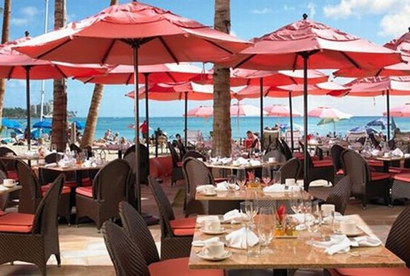 Surf Lanai -Royal Hawaiian Resort (Lunch)